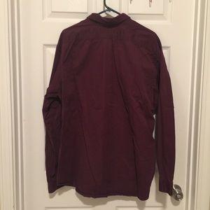 Ralph Lauren Shirts - Men's Ralph Lauren Burgundy button down shirt